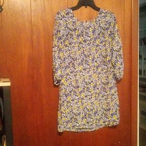 Old Navy Floral Blouse (Long)